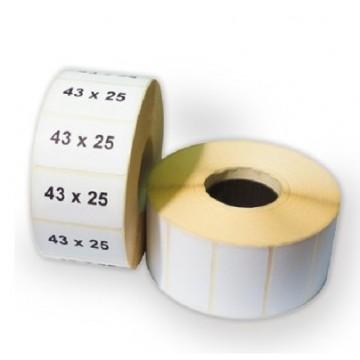 Термо - этикетка 43*25 (800шт.)
