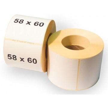Термо - этикетка 58*60 (420шт.)